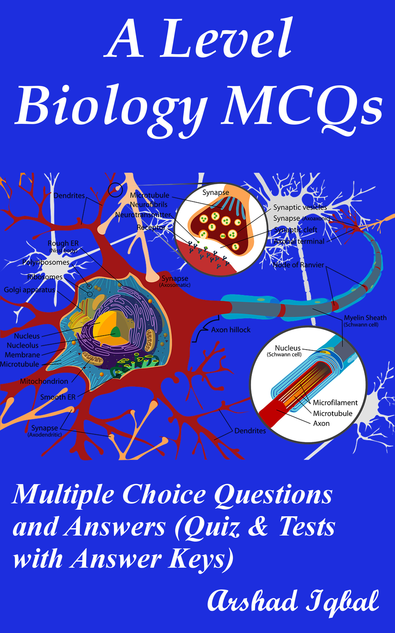 A Level Biology Multiple Choice Questions and Answers (MCQs): Quizzes & Practice Tests with Answer Key